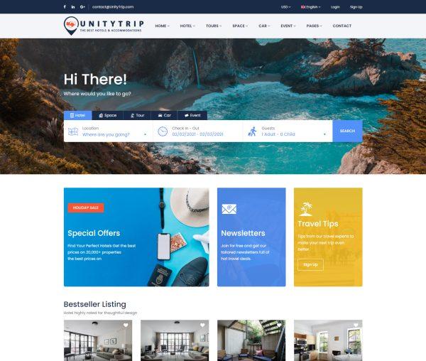 Unitytrip.com