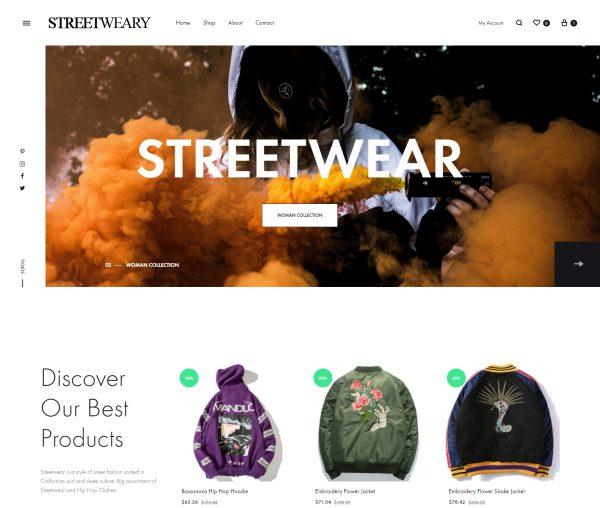 Streetweary.com