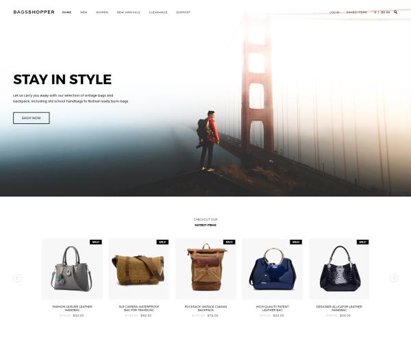 Bagsshopper.com