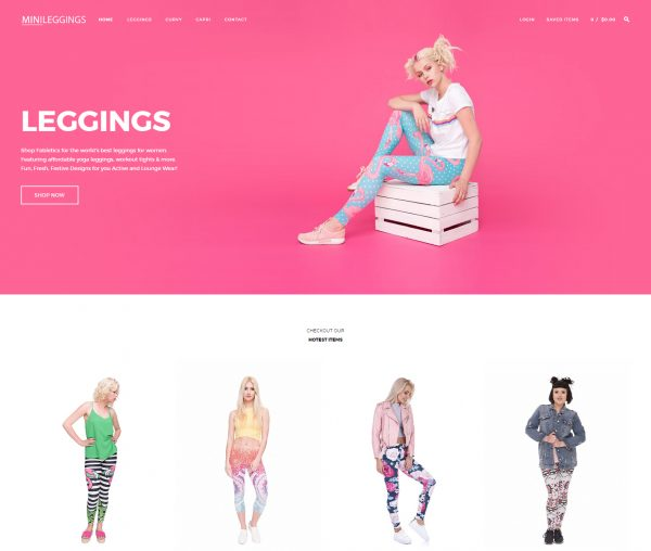 Minileggings.com
